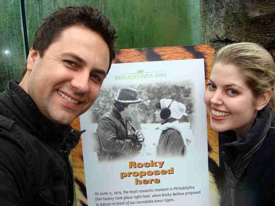 Zoo proposal spot