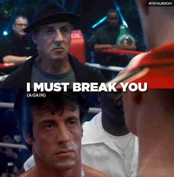 Rocky Balboa Meets Ivan Drago Again