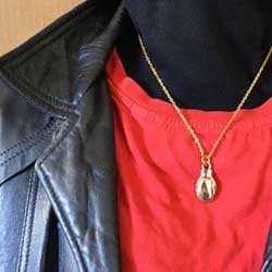 Buy Rocky Boxing Glove Necklace