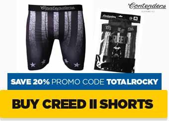 Buy Creed 2 Boxer Shorts