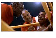The frame that Stallone froze