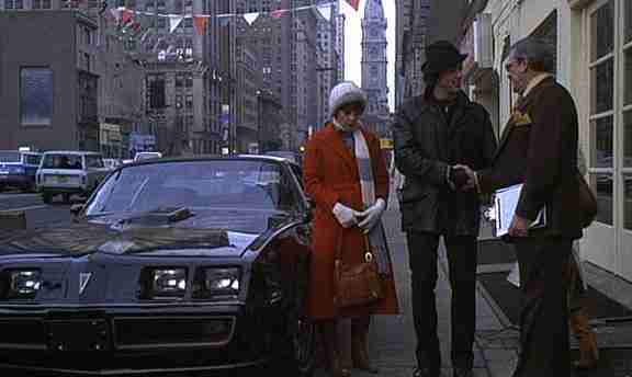 Trans Am Auto Dealership Rocky Movie Filming Locations