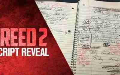 "Rocky Returns: Sylvester Stallone Reveals Sneak Peek at ""Creed 2"" Script"