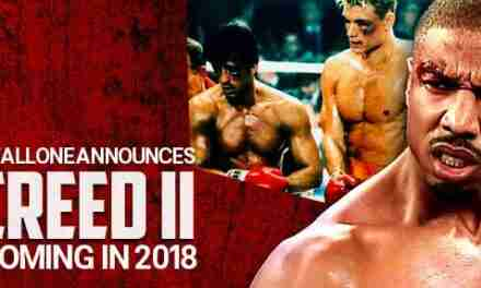 "Just Announced! Sylvester Stallone to Produce, Direct, Write and Star in ""Creed II"""