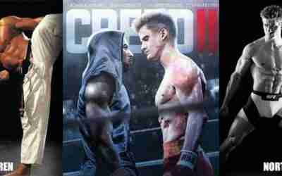 "Drago Ringer / UFC Fighter Auditions for Stallone's ""Creed II"""