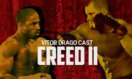 "Creed 2: Sly Stallone Announces Florian ""Big Nasty"" Munteanu as Vitor Drago"