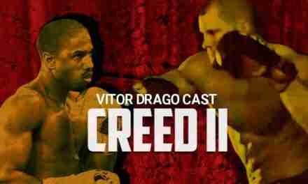 "Creed 2: Sly Stallone Announces Florian ""Big Nasty"" Munteanu as Vitor Drago"