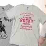 Grab Your Rocky & Rambo Gear at Sylvester Stallone's Official Shop