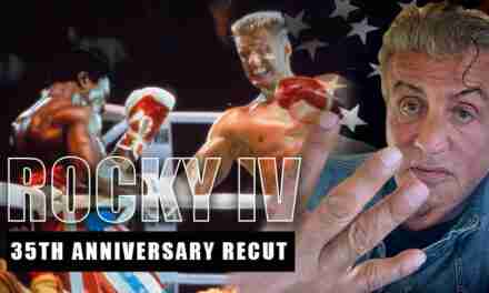 Behind the Scenes on Sly's Rocky IV Re-Cut